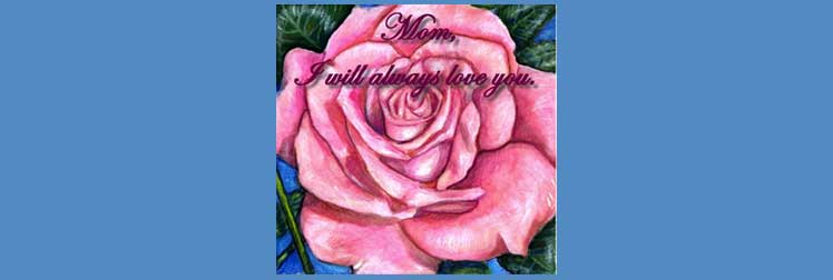 Mother's Day Card/CD